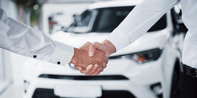 L'explosion de la vente en ligne de voitures d'occasion