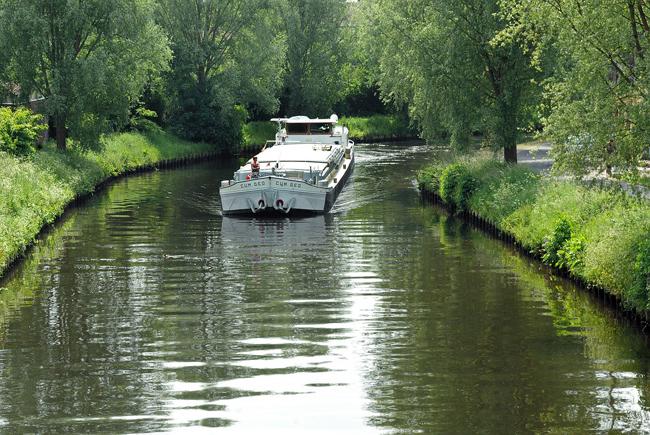 permis bateau pour navigation fluviale